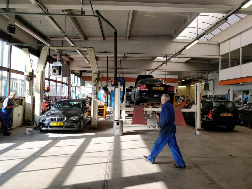 Binnenstad Garage Den Haag